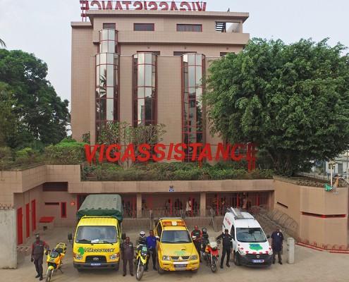 Société de sécurité privée en Côte d'Ivoire - Vigassistance